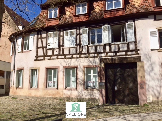 Bureaux de 69m2 strasbourg calliope immobilier - Bureau de change a strasbourg ...